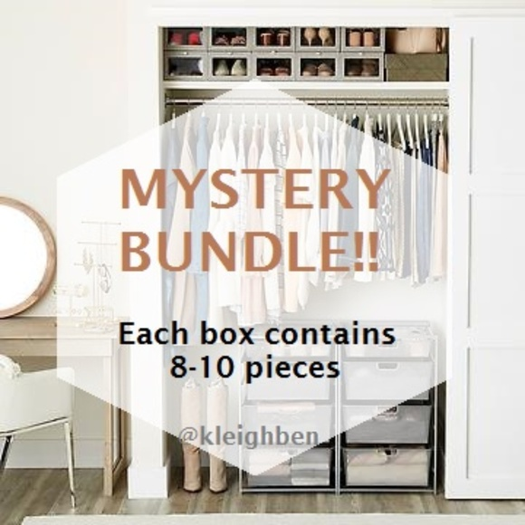 Tops - Now Selling (Reseller) Mystery Bundles!